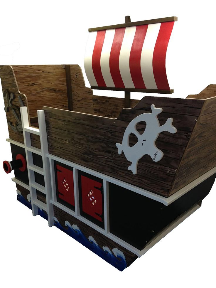 15 best images about pirate ship beds inspiration on pinterest a well sleep and the o 39 jays. Black Bedroom Furniture Sets. Home Design Ideas
