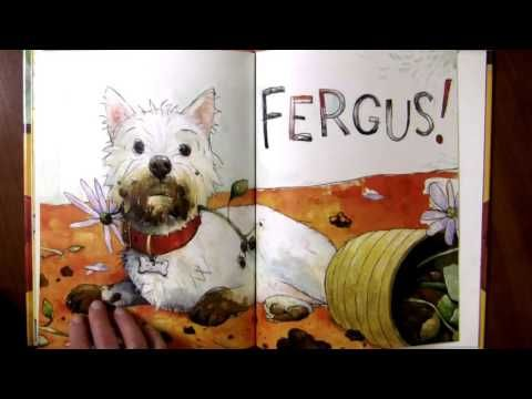 Good Boy, Fergus! by David Shannon - Murray Library Story Time - YouTube