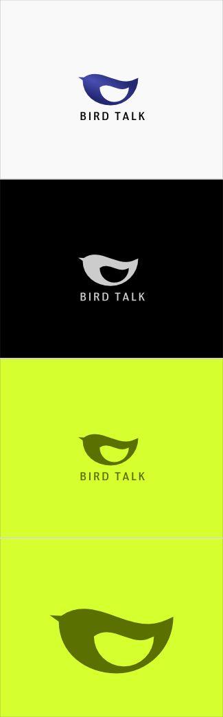 Bird Talk by Risman Widiantoro, via Behance