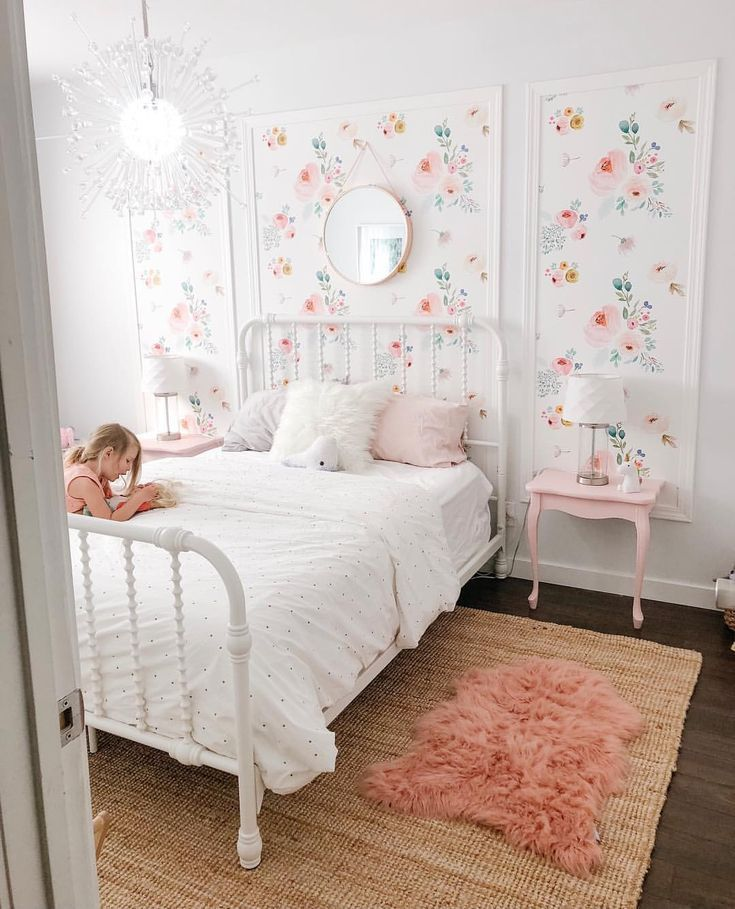 My Favourite Room In The House I Remember As A Kids Always Having A Nice Room Oriel D In 2020 Big Girl Bedrooms Girl Bedroom Decor Toddler Bedroom Girl