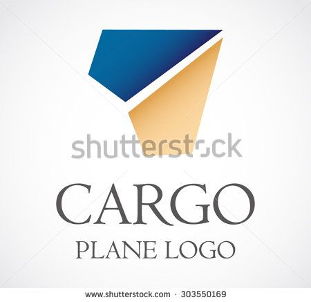 Camel origami paper animal colorful abstract vector logo design template business wildlife icon company identity symbol concept - stock vector