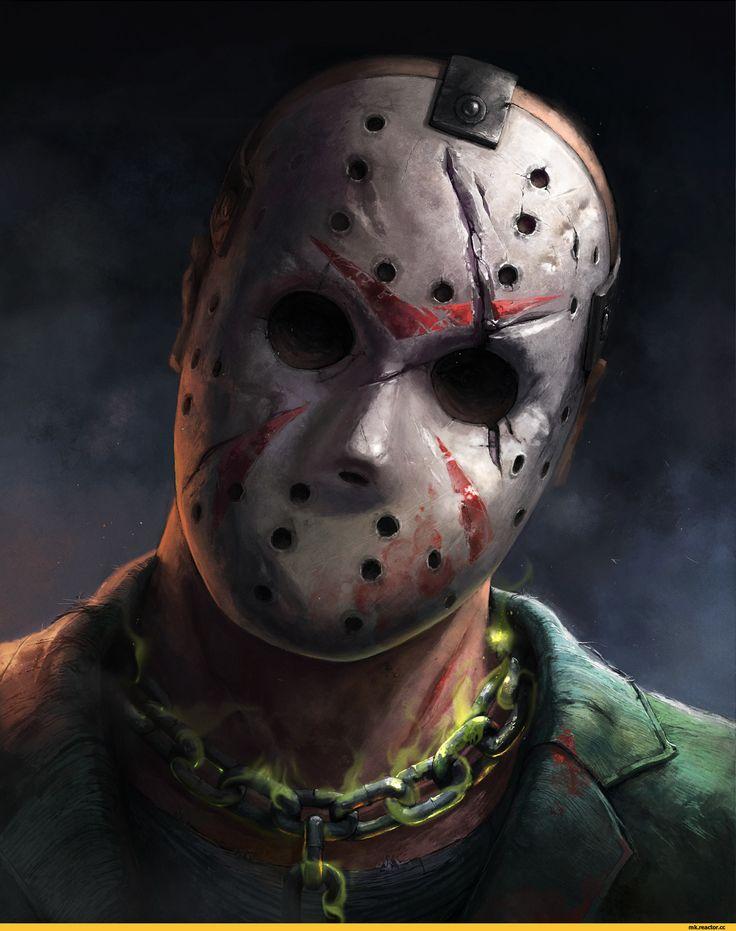 img0.joyreactor.cc pics post full Jason-Voorhees-friday-the-13th-Mortal-Kombat-X-Mortal-Kombat-3574488.jpeg
