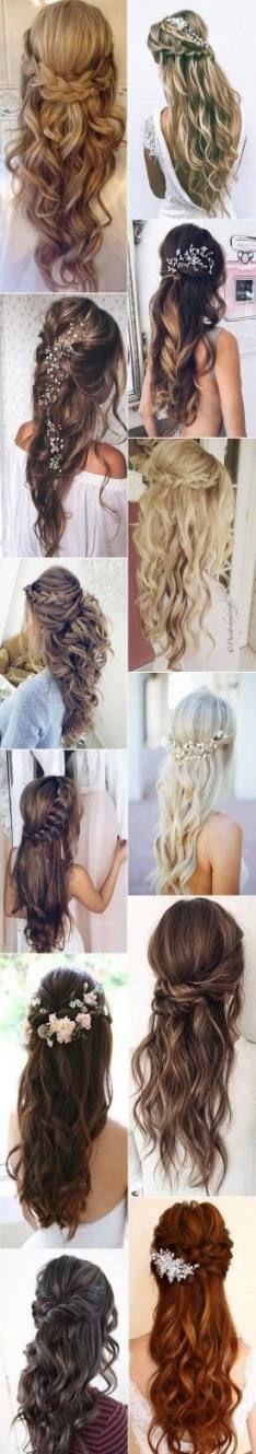 Hairstyles mittellang halboffen 55 Ideas for 2019 …