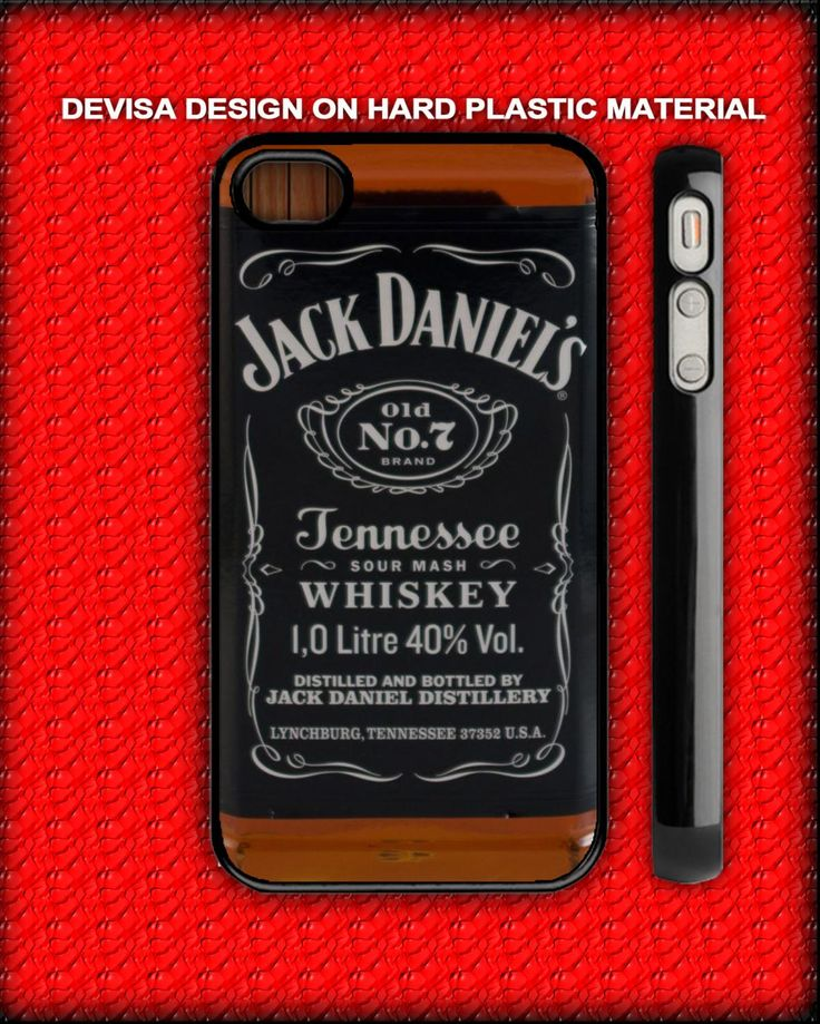 jack daniels best design for iphone 4 and