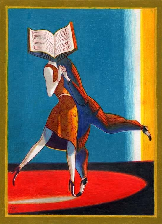 Ilustración de Lorenzo Mattotti. #BibUpo