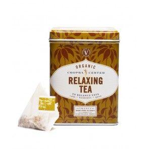Relaxing Herbal Tea to balance VATA