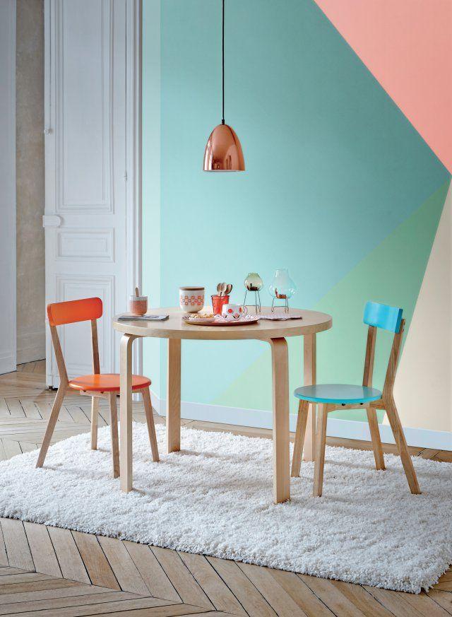 Douceur Nordique , décoration salle à manger BUT , scandinavian style for the home