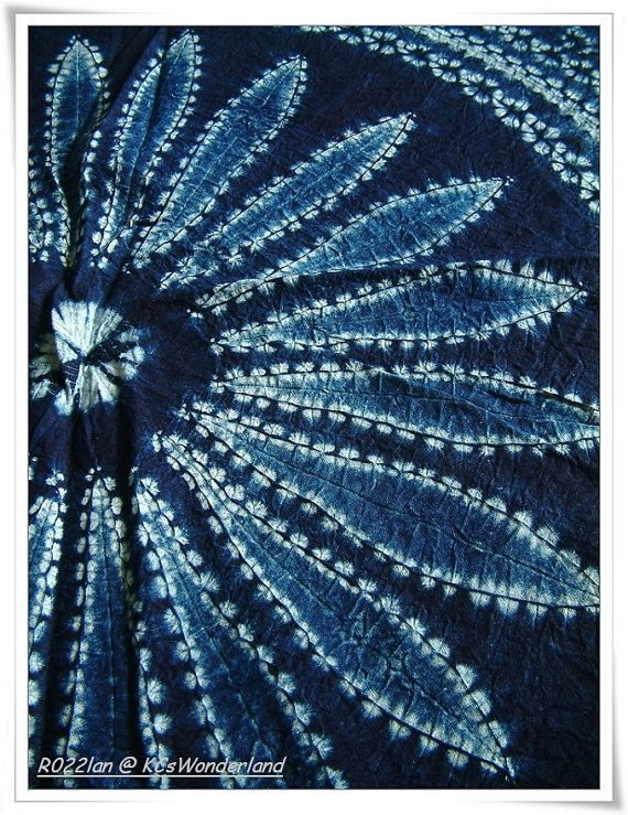 indigo shibori shibori love pinterest shibori tie. Black Bedroom Furniture Sets. Home Design Ideas