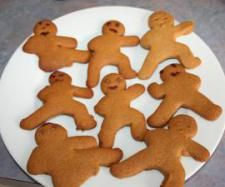 Thermomix gingerbread cookies. These make great shapes and the kids love them!