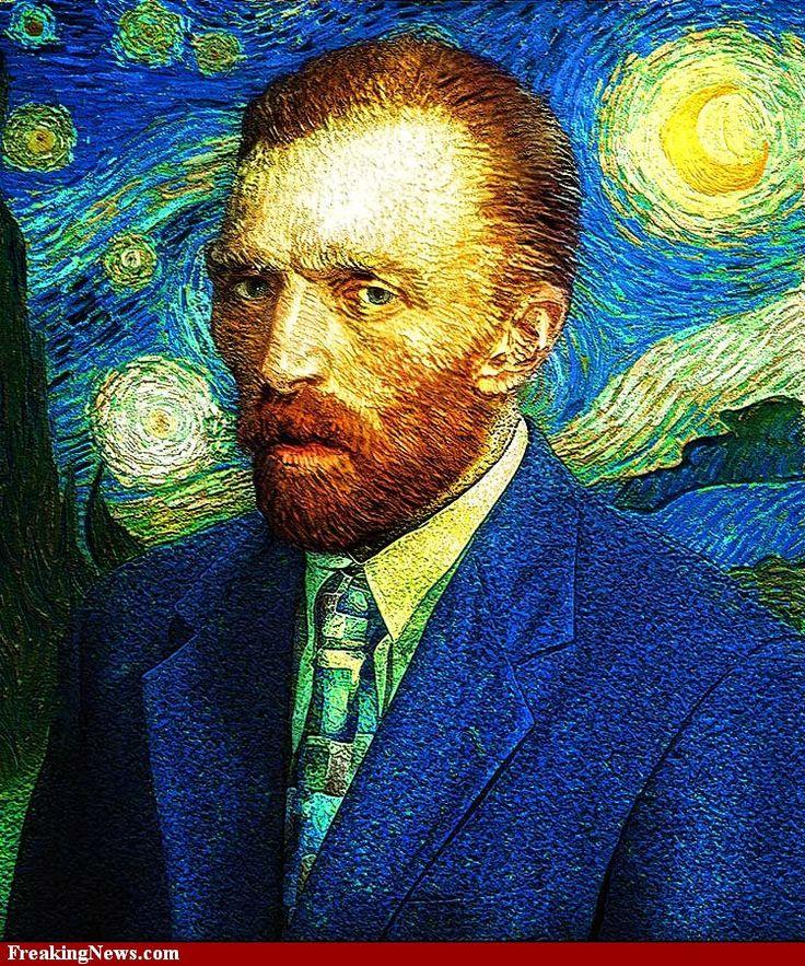 95 best Van Gogh my lo...