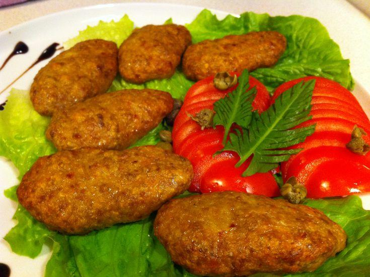 Burgonyás májfasírt, olcsó főétel, ha unod a húst, ezt próbáld ki!