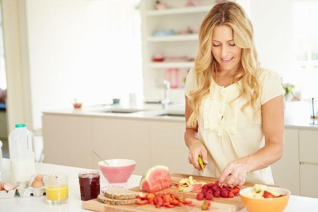 РЕЦЕПТЫ И СОВЕТЫ ХОЗЯЙКАМ: 20 полезных завтраков, которые помогут ускорить ме...