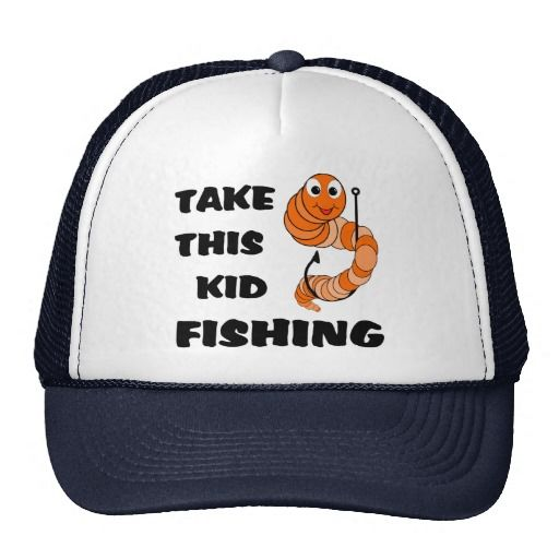 20 best images about fishing gifts for kids on pinterest for Best fishing hat