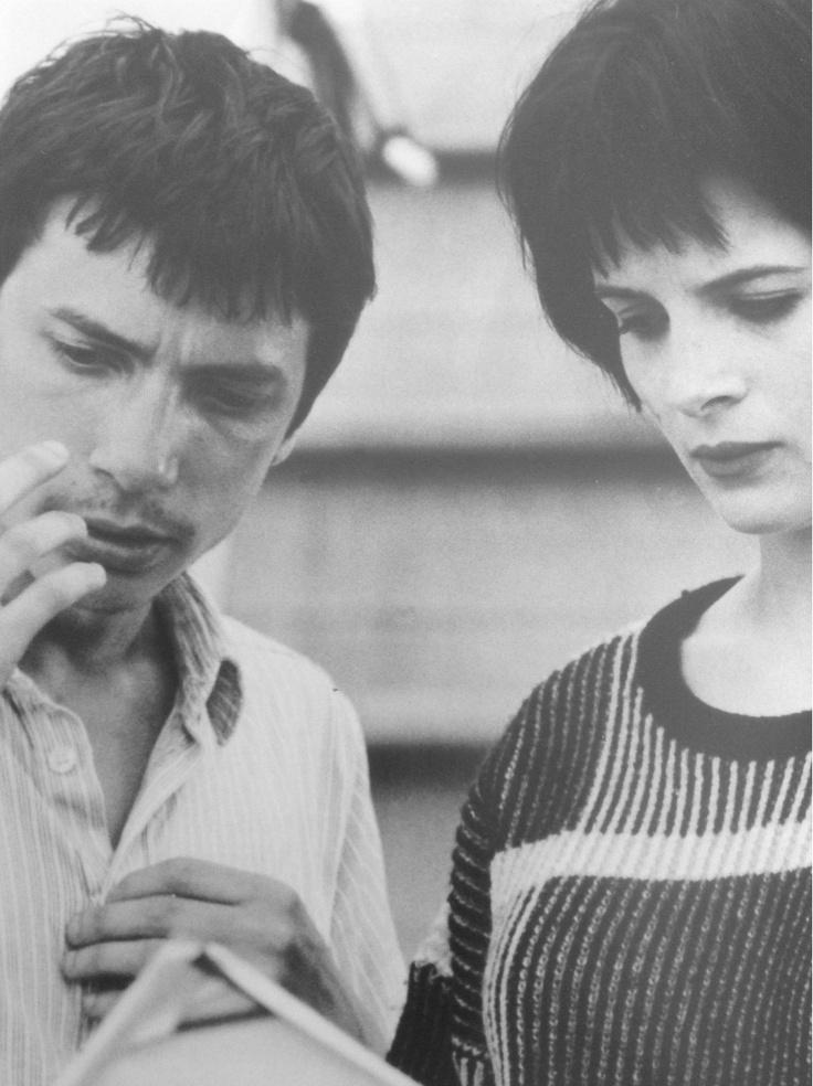 Leos Carax and Juliette