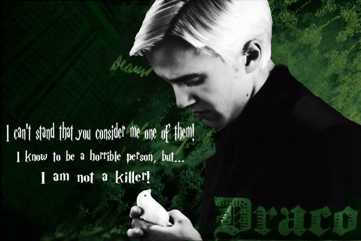 Draco malfoy quotes | SodaHead.com - ϟ Emma ϟ_♥loves♥supernatural♥ (member: 1333701 ...