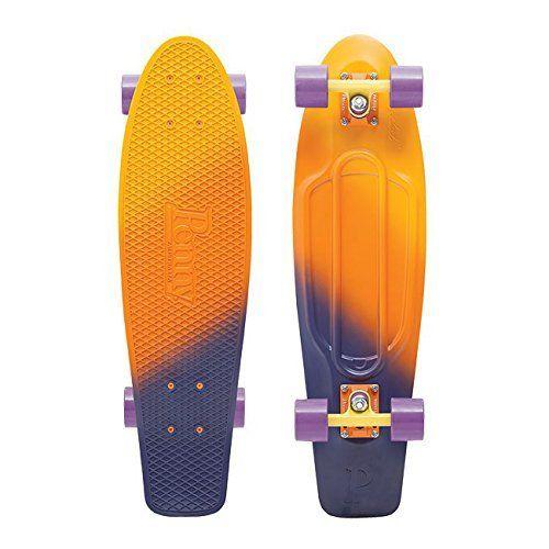 "Penny Skateboards Dusk Fade 27 Complete Cruiser Skateboard - 7.5 x 27 by Penny Skateboards. Penny Skateboards Dusk Fade 27 Complete Cruiser Skateboard - 7.5 x 27. 27""."
