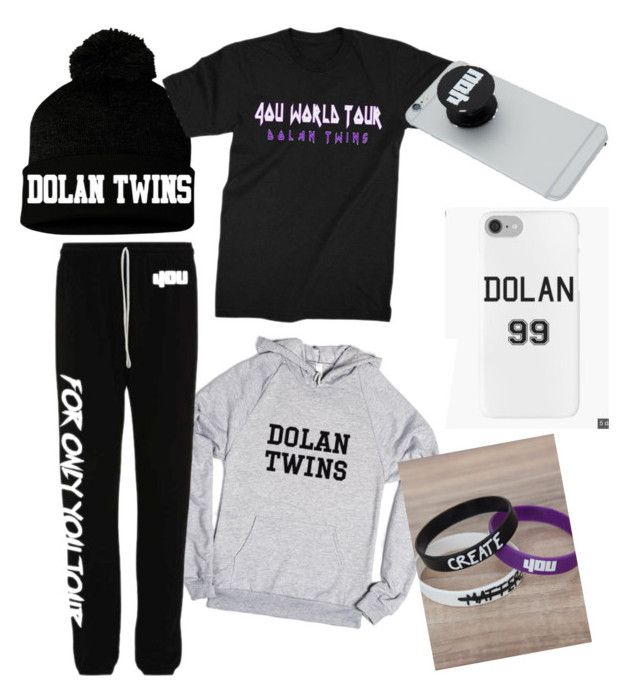 """Dolan twins merch❤️"" by chloe-h-hardy on Polyvore featuring dolantwintuesday"