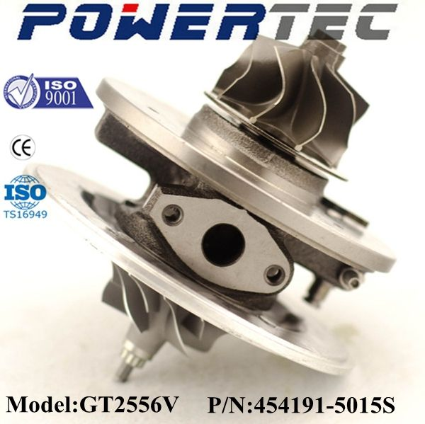 GT2556V 454191-0012 turbocharger turbo chra cartridge For BMW 530D M57D E38. E39 Oil cooled