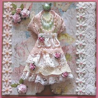 Great use of the Tim Holtz die