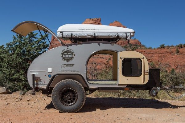 <center>Off Road Teardrop Trailers</center>