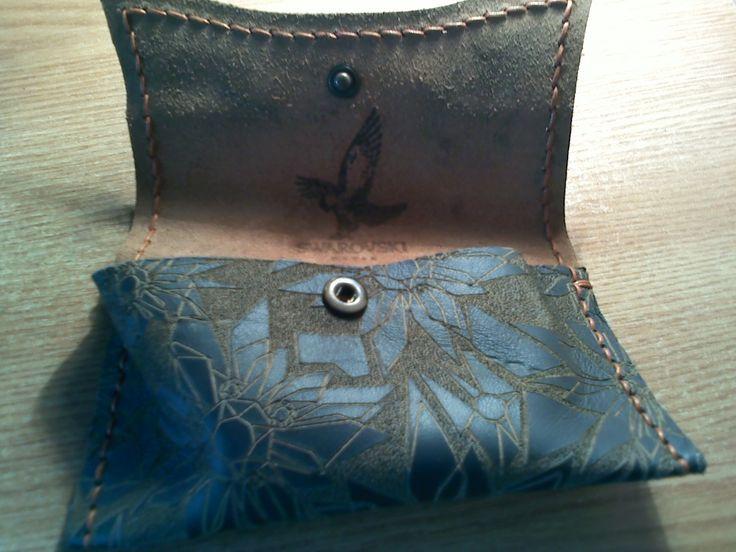 swarovsky small bag design