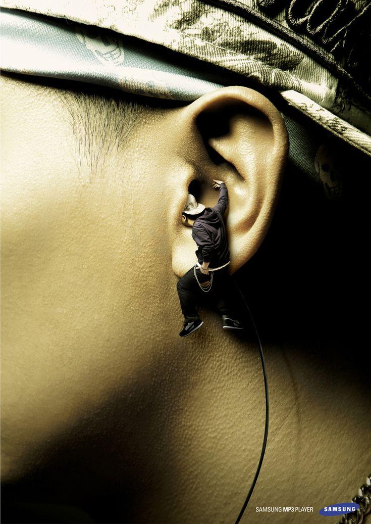 Samsung MP3 Player - 2008 - Cheil Worldwide