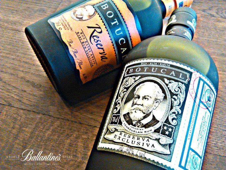 Botucal Rums  #Diplomatico #Botucal #Rum #Venezuela #Reserva #Ron