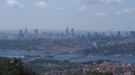 Bosphorus Bridge and Maritime Traffic at Istanbul HD, Timelapse stock video 25682383 - iStock
