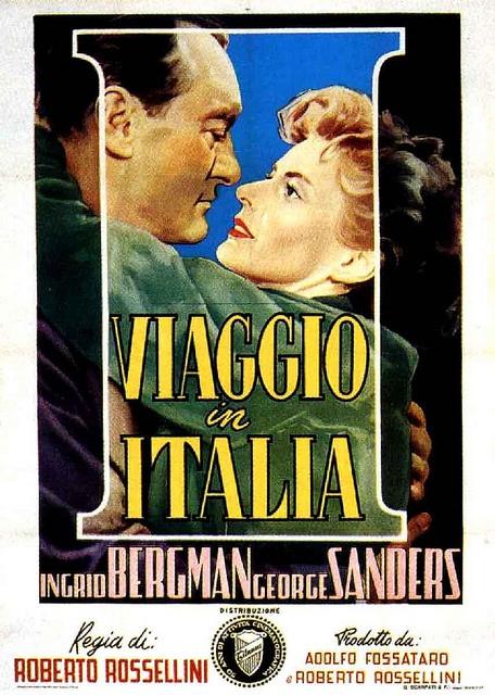 Viaggio in Italia - Roberto Rossellini