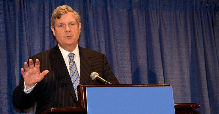 Secretary of Agriculture Tom Vilsack ends his tenure
