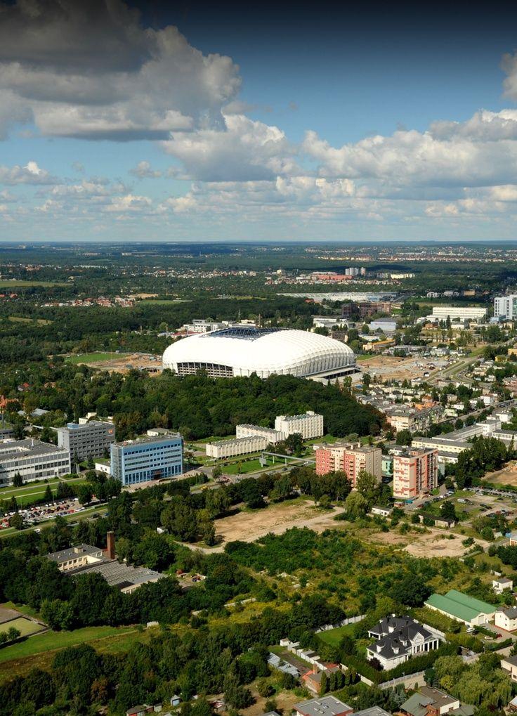 Poznan Poland, Stadion Miejski