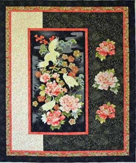Asian+Elegance+Plum+Tree+Quilts
