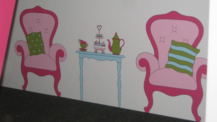 Leuke muurdecoratie