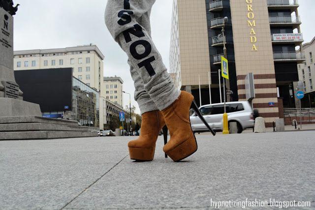 spodnie dresowe blog