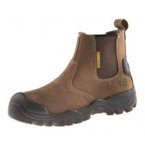 Buckler Buckshot2 BSH006BR Safety Dealer Boots Dark Brown
