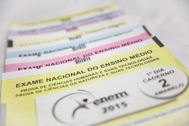 Provas do Exame Nacional do Ensino Médio (Foto: Fábio Tito/G1)  20/05/2016 00h02 - Atualizado em 20/05/2016 00h02 Inscrição para o Enem 2016 termina nesta sexta-feira