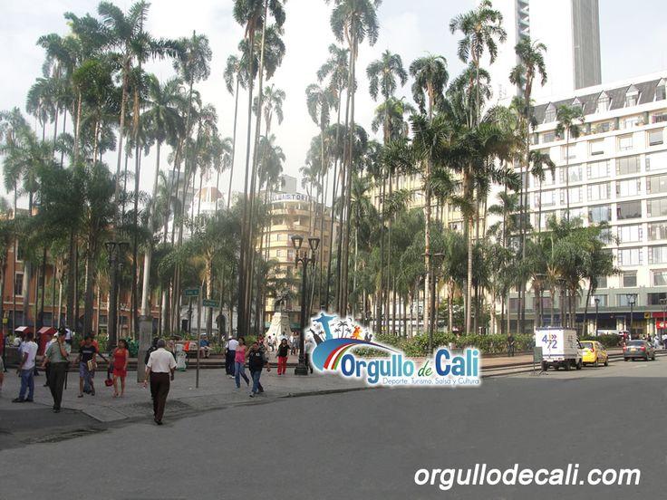 Plaza de Cayzedo - #Cali #ValledelCauca #Colombia