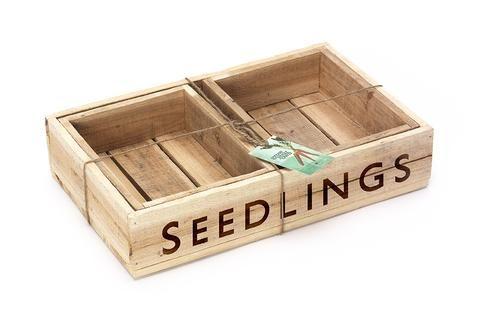 Seedling Tray - Pflanzkiste für die Anzucht