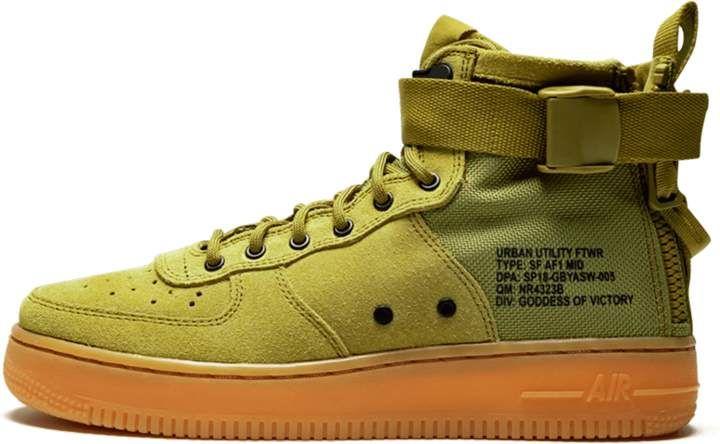Nike SF AF1 MID GS AJ0424 300