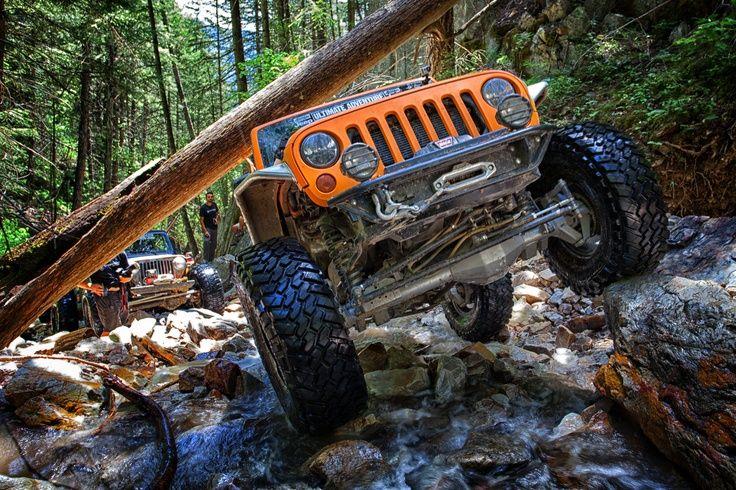 Comment bien choisir ses pneus 4×4 tout-terrain ? #pneus #4x4