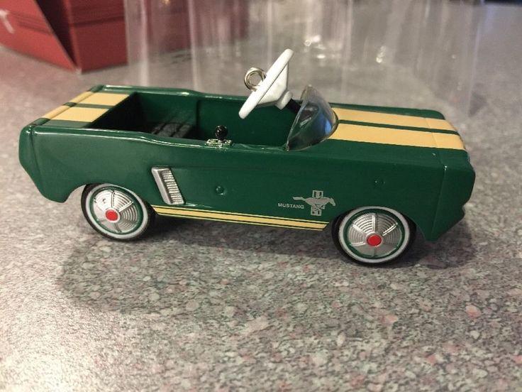 Hallmark Kiddie Car Ford