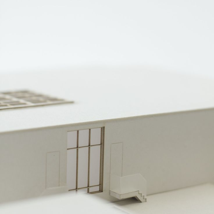 Makieta architektoniczna, uap 2015 enode studio