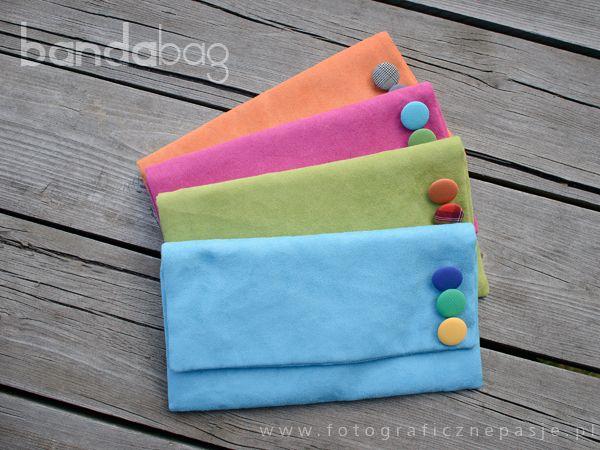 BandaBag - clutches