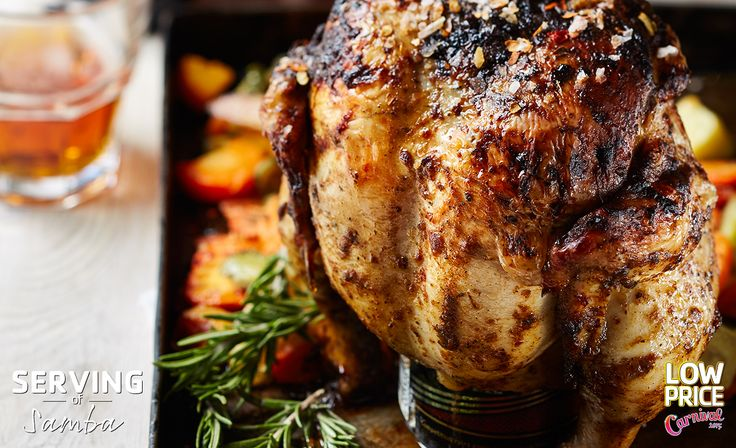 Today fellow braaiers we finally reveal the secrets of the legendary beer can chicken recipe! It's a great way to impress your fellow braaiers! ♨