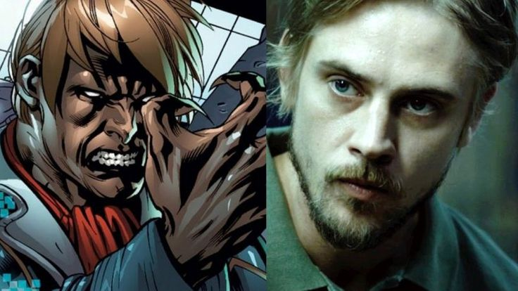 Narcos star cast as villain in Wolverine 3 It looks like one of the stars of the hit Netflix seriesNarcoswill be joining the cast ofWolverine 3. Boyd Holbrook will be entering the cinematic world of Fox-Marvel as the villain Donald Pierce. If you dont know who Donald Pierce is hes a powerful cyborg that has a close connection to the Hellfire Club. In X-Men: First Class we were introduced to the Hellfire Club via Sebastian Shaw played by Kevin Bacon. We all know how that went at that time…