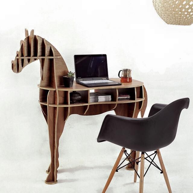 interesting horse desk from aliexpresscom - Horse Decor