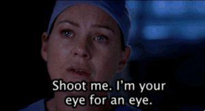 Grey's Anatomy : Meredith Grey passe son temps à mourir