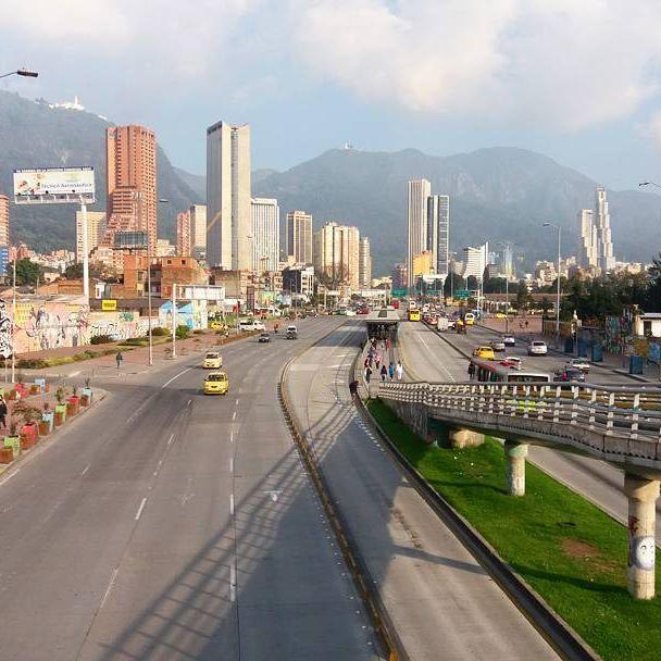 Linda mi Bogotá
