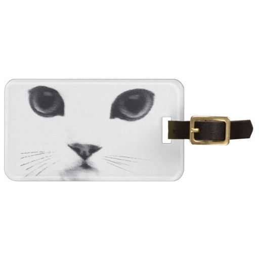 Personalized Kitty Cat Face