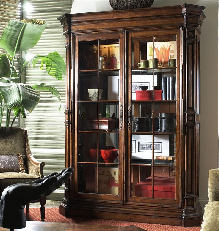 181 best Curio Cabinets images on Pinterest | Curio cabinets ...